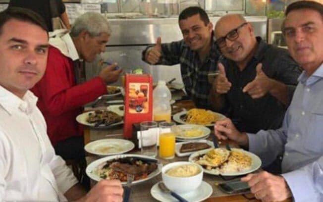 presença de Queiroz no sítio de Frederick Wassef é um sinal de que Flávio Bolsonaro estava preocupado.