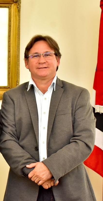 Júlio Pinheiro disputará cargo de vereador nestas eleições...