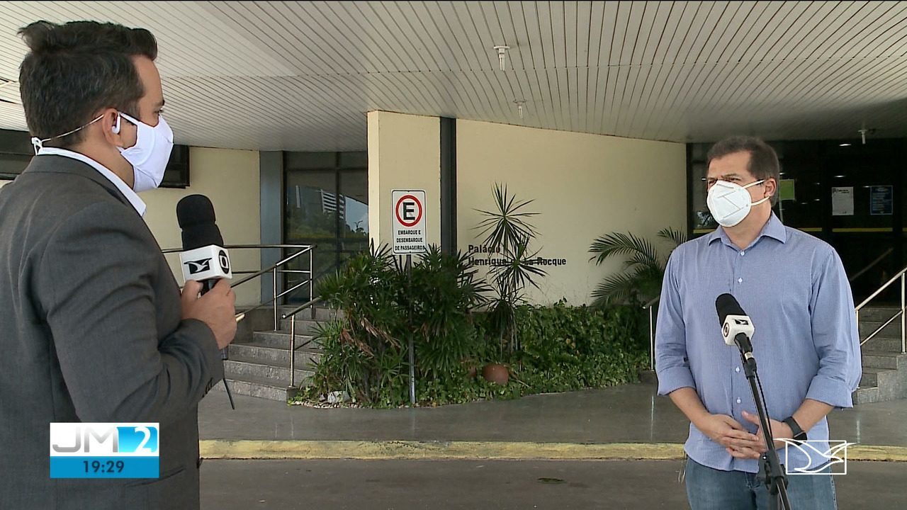 Secretário estadual de Indústria e Comércio fala sobre reabertura do comércio em São Luís