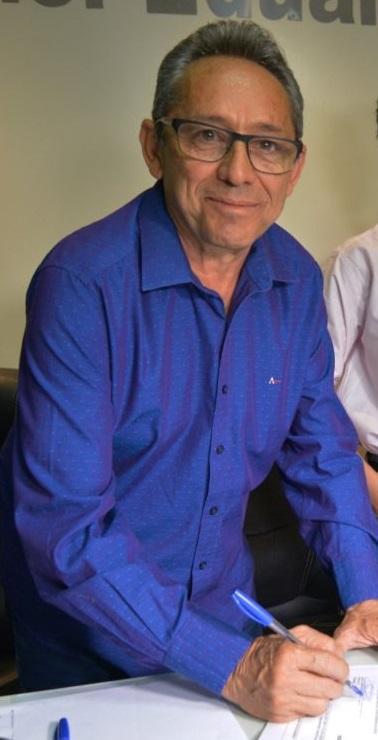 Prefeito de Presidente Dutra, Juran Carvalho de Sousa.