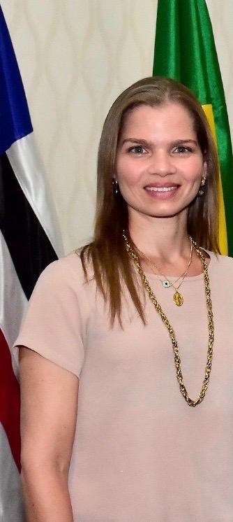 Natália Mandarino assume comando da Secretaria Municipal de Saúde (Semus) de São Luís (MA)