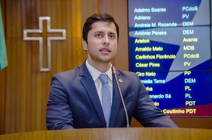 """Duarte diz que Braide tem """"pacto"""" com Ricardo Murad..."""