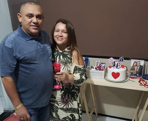 Contrato de aluguel do apartamento está em nome Silvânia Virgem Gusmão Pereira, esposa de Jairzinho...
