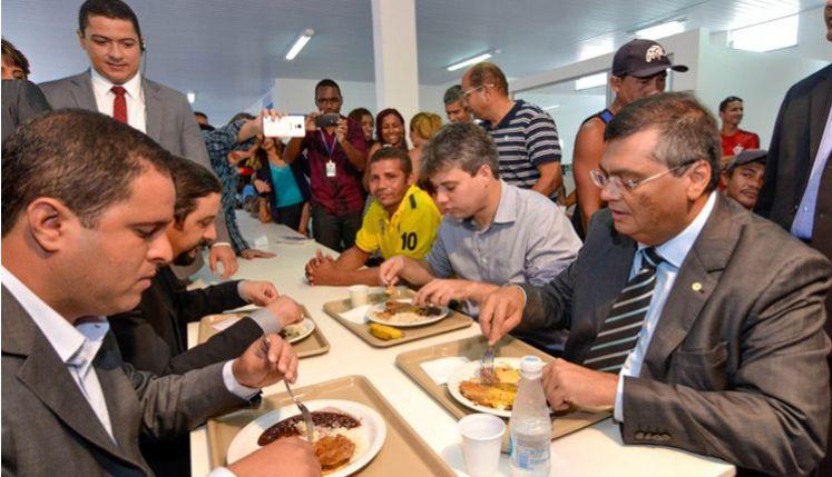 Edivaldo Holanda Júnior e Neto, a'cara' do prefeito diz tudo...