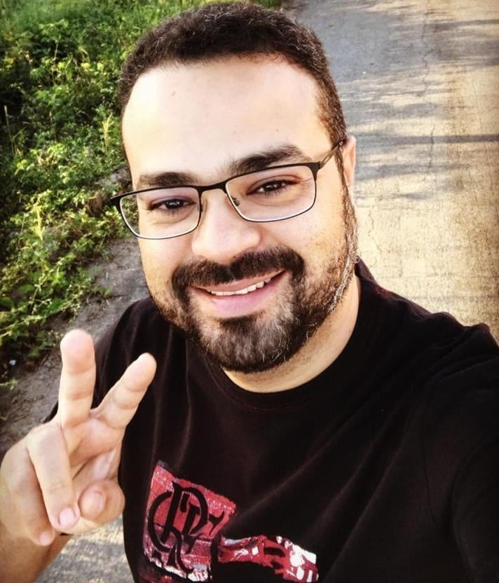 """Fernando Silva Araújo, o Fernandinho, dono da """"milionária"""" Mix Construtora, Empreendimentos e Locações."""