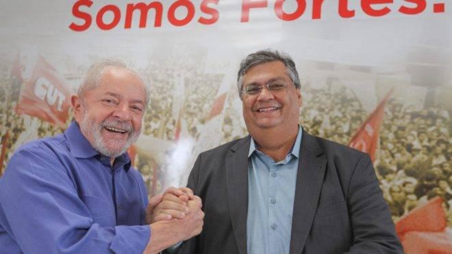 Com aval de Lula, Dino tem o apoio do PT no Maranhão e indicará composição com o seu candidato ao governo: Rubens Júnior!