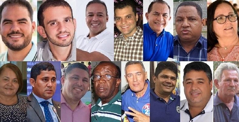 As novas caras nas prefeituras maranhenses, a partir de janeiro de 2021...