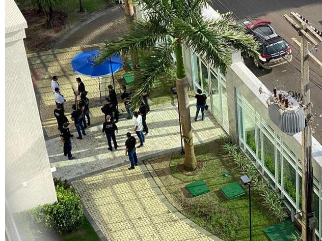 Polícia deflagra operação de busca e apreensão em imóvel do médico Abdon Murad