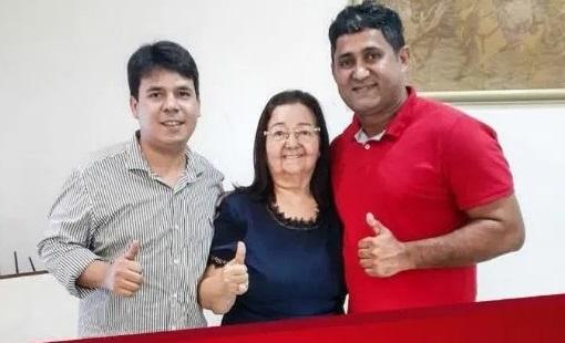 Matriarca da família Mendes, a fundadora e primeira prefeita do município de Pedro do Rosário [eleita por dois mandatos consecutivos, 1996 a 2000 e 2001 a 2004] Maria do Rosário Serrão Martins é uma das grandes vitoriosas nessa eleição.