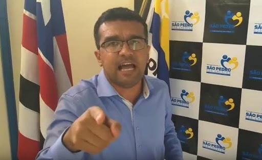 Prefeito Lahesio Bonfim na mira da Polícia...