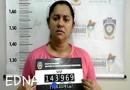 Ex-procuradora do município de Cândido Mendes, Edna Maria Cunha de Andrade, foi presa em fevereiro de 2019 por tramar a morte do marido...
