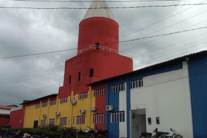 Instituto Educacional Deputado Waldir Filho, em Lago da Pedra...