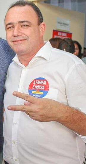 Erlânio Xavier tem eleição garantida em Igarapé Grande...