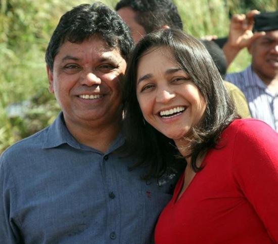 O deputado federal Márcio Jerry e a Senadora Eliziane Gama são aliados de primeira hora do governador Flávio Dino...