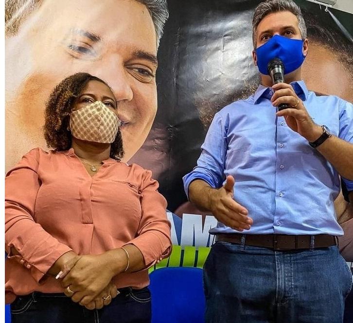 Vice de Neto, Luzimar não existe na política de São Luís...