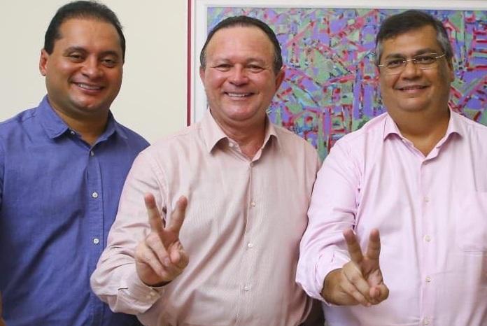Nestas eleições municipais, Weverton começa a se distanciar de Dino para enfrentar Brandão em 2022...