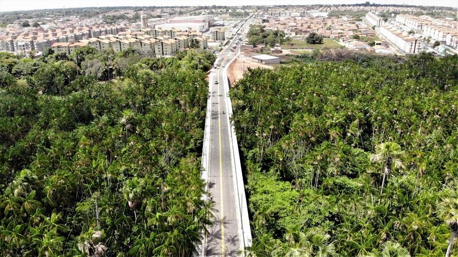 Ponte Verde (Foto: Carlos Pereira)