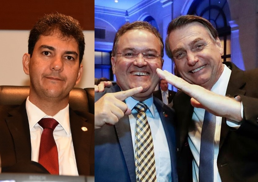 Eduardo Braide tem em Roberto Rocha o elo com Bolsonaro...