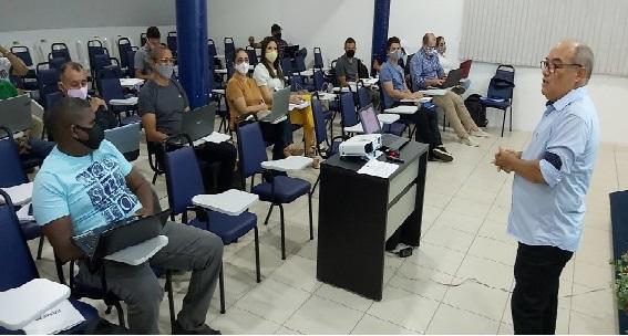 A iniciativa é uma parceria com o Incra, dirigido aos responsáveis pelas unidades municipais de cadastros.