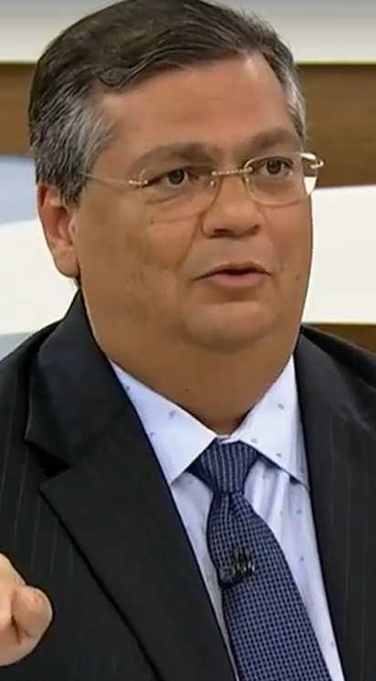 Flávio Dino aciona STF contra Bolsonaro por calúnia