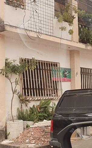 Em vez da empresa E.M Produções Eireli, que fez pesquisa eleitoral em Raposa, no endereço funciona um salão de beleza… Centro de Beleza MLK, situado na Rua 02, 16, Quadra 3, Cohatrac V, São José de Ribamar