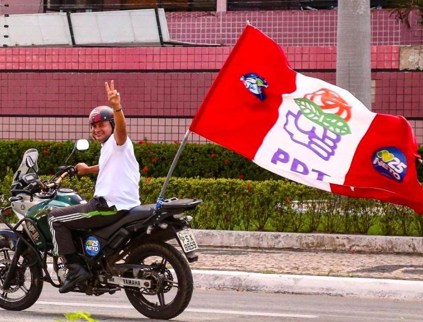 Weverton segue um caminho sem o apoio do governador Flávio Dino...