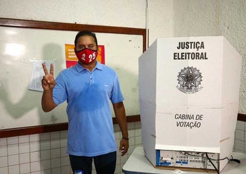 Weverton Rocha saiu minúsculo das eleições...