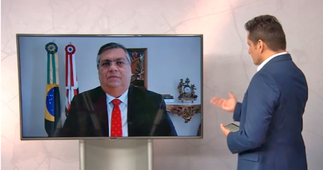 """A declaração foi tornada pública ao jornalista Cabalau, do """"Quadro Bastidores"""", dentro do Programa de TV Bom Dia Mirante."""