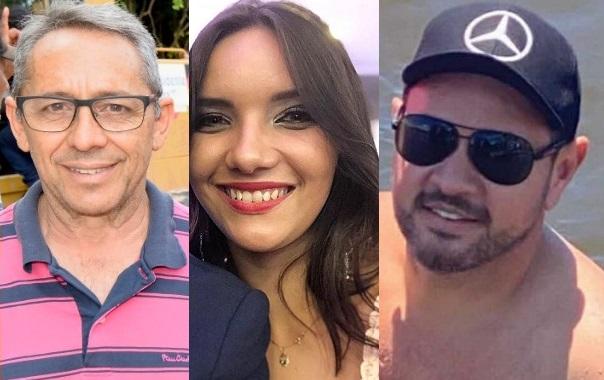 Após o fim do mandato, ex-prefeito e a sua nora transferiam mais de R$ 1 milhão para a empresa de Lailson Cardoso...