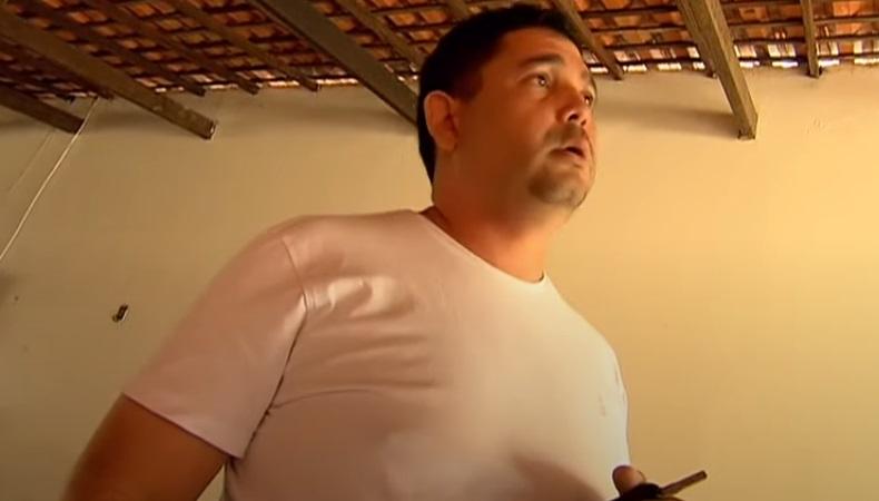 Lupércio Alves de Lima foi denunciado pelo Programa Repórter Record Investigação, da TV Record.