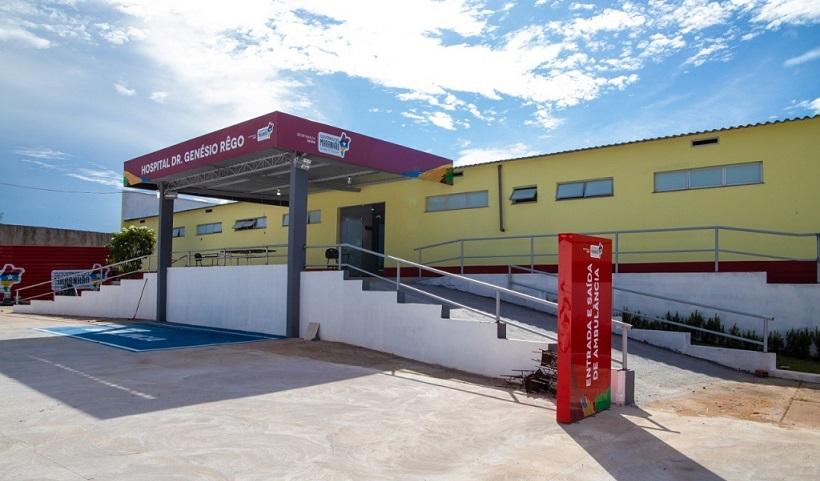 Estupro aconteceu dentro da sala de repouso do hospital Genésio Rêgo, na Vila Palmeira...