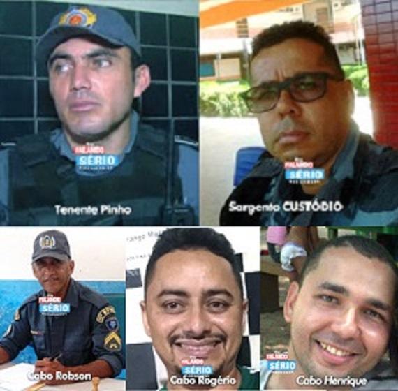 MPMA denuncia policiais do Serviço Velado da PM por cinco crimes