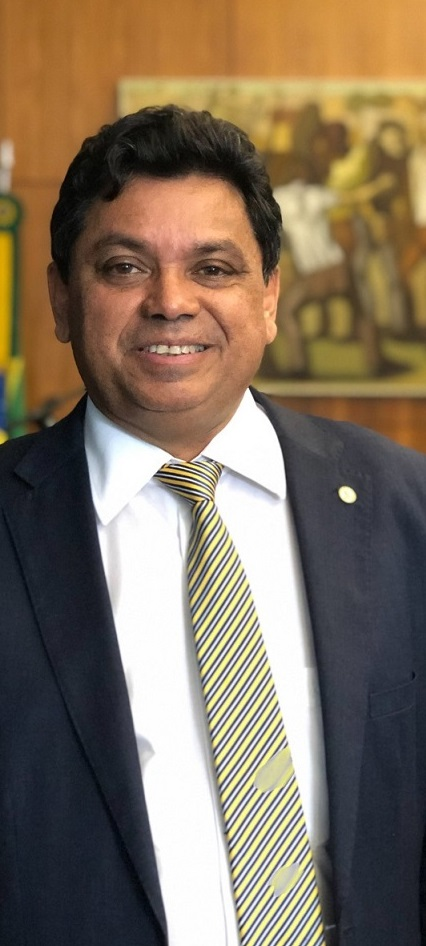 Márcio Jerry é o nome do PCdoB para as eleições de 2022...