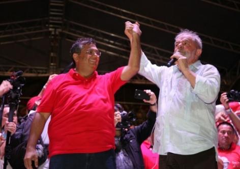 Chapa Lula/Dino poderá ser a opção para derrotar Bolsonaro em 2022...