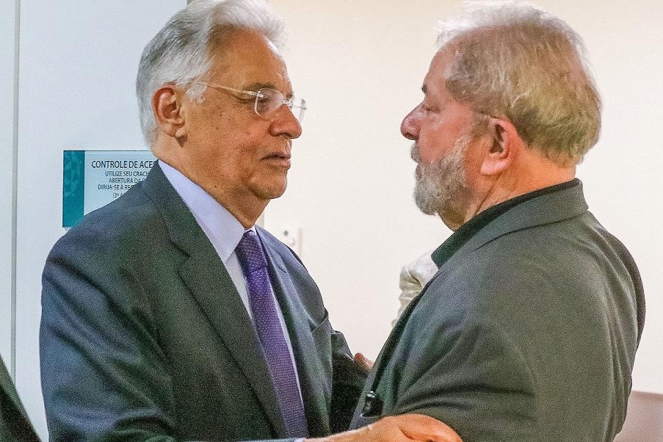 Aproximação de FHC com Lula beneficia o vice-governador Carlos Brandão e abre caminho para aliança PSDB/PT no Maranhão...