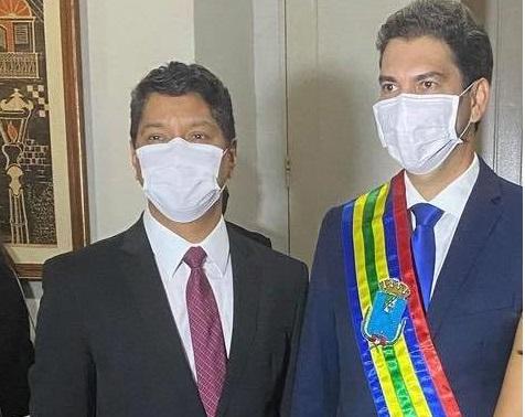 Flávio Olimpio não faz mais parte do governo Braide; motivo da exoneração é um mistério...