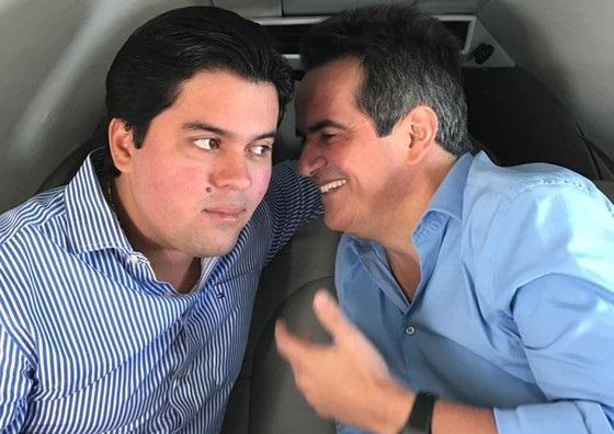 Relação de Ciro Nogueiro com Fufuquinha vai além de política e partido, é de amizade!