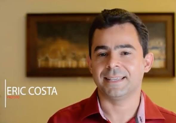 Ex-prefeito de Barra do Corda, Eric Costa...