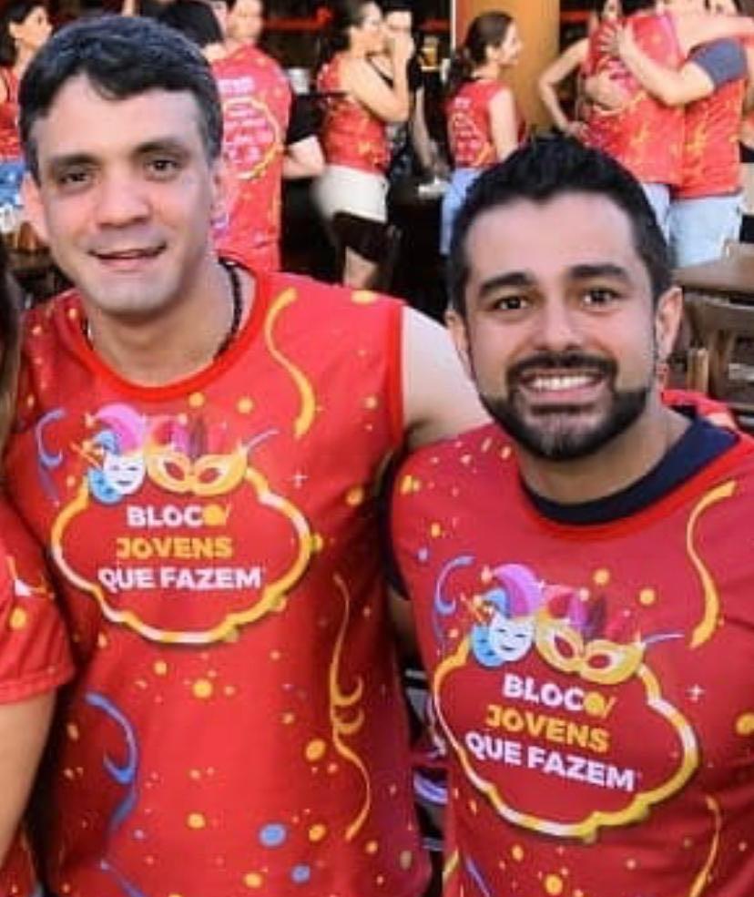 """""""Jovens que fazem"""" querem cooptar advogados para Kaio Saraiva oferecendo bebida e comida na faixa"""