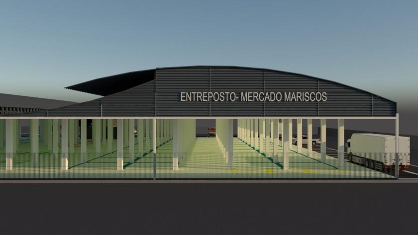O espaço de comércio está localizado na região do Anel Viário, um dos mais movimentados de São Luís