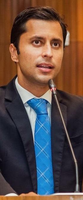 Deputado Estadual Duarte Júnior (PSB)