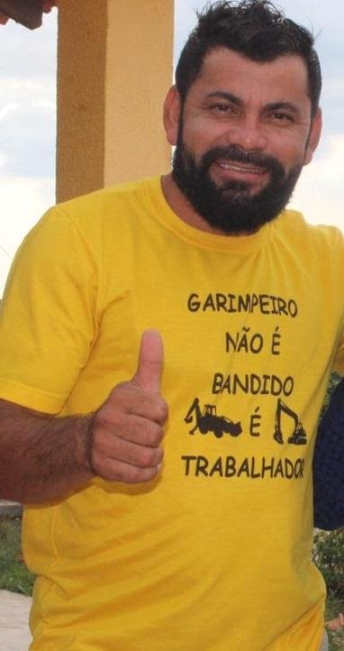 Júnior Garimpeiro é um dos alvos da Polícia Federal por realização de garimpo ilegal em Centro Novo do Maranhão
