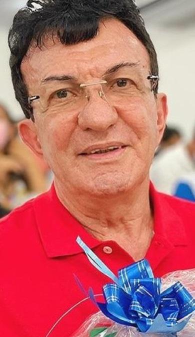 """empresário Francisco Carlos de Oliveira, conhecido popularmente como """"Chiquinho Oliveira"""""""
