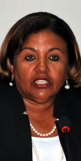 procuradora de justiça Sandra Lúcia Mendes Alves Elouf
